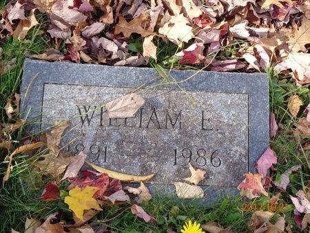 JOHNSON, WILLIAM E. - Marquette County, Michigan | WILLIAM E. JOHNSON - Michigan Gravestone Photos