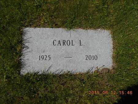 JORGENSEN, CAROL L. - Marquette County, Michigan   CAROL L. JORGENSEN - Michigan Gravestone Photos