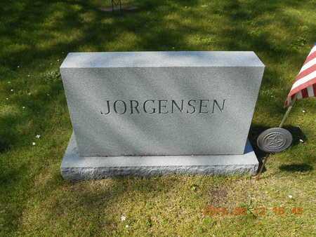 JORGENSEN, FAMILY - Marquette County, Michigan | FAMILY JORGENSEN - Michigan Gravestone Photos