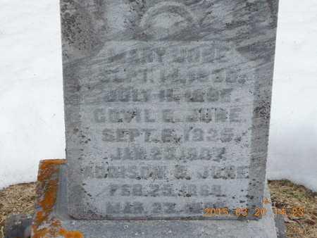 JUNE, COVIL C. - Marquette County, Michigan | COVIL C. JUNE - Michigan Gravestone Photos