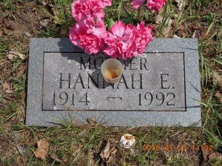 KALLIOINEN, HANNAH E. - Marquette County, Michigan | HANNAH E. KALLIOINEN - Michigan Gravestone Photos