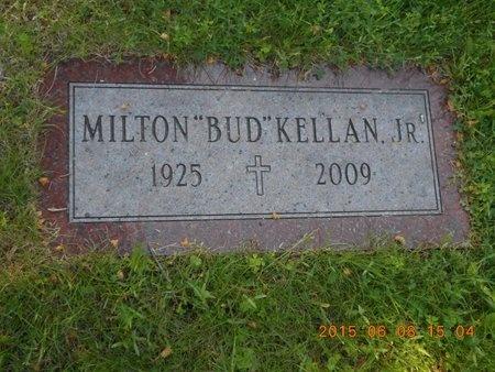 KELLAN, JR., MILTON - Marquette County, Michigan   MILTON KELLAN, JR. - Michigan Gravestone Photos