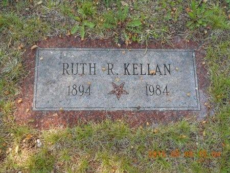 KELLAN, RUTH R. - Marquette County, Michigan | RUTH R. KELLAN - Michigan Gravestone Photos