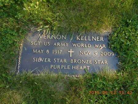 KELLNER, VERNON J. - Marquette County, Michigan | VERNON J. KELLNER - Michigan Gravestone Photos