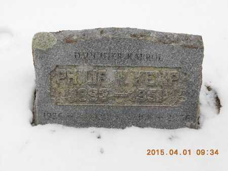 KEMP ELICK, KARROL KATHERINE - Marquette County, Michigan | KARROL KATHERINE KEMP ELICK - Michigan Gravestone Photos