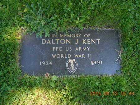 KENT, DALTON J. - Marquette County, Michigan | DALTON J. KENT - Michigan Gravestone Photos