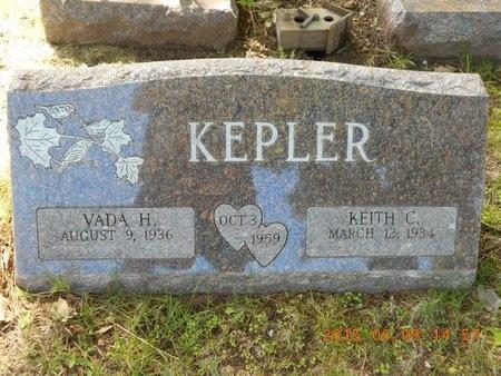 KEPLER, KEITH C. - Marquette County, Michigan   KEITH C. KEPLER - Michigan Gravestone Photos