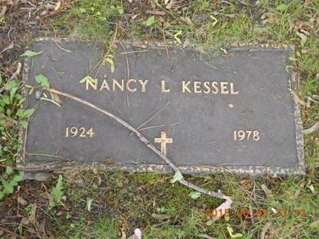 KESSEL, NANCY L. - Marquette County, Michigan   NANCY L. KESSEL - Michigan Gravestone Photos