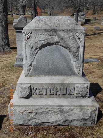KETCHUM, FAMILY - Marquette County, Michigan | FAMILY KETCHUM - Michigan Gravestone Photos