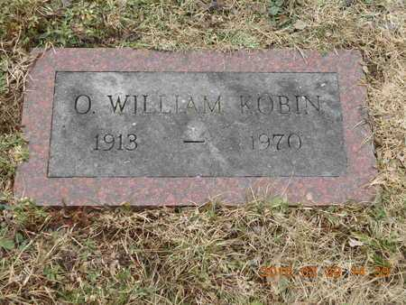 KOBIN, O. WILLIAM - Marquette County, Michigan | O. WILLIAM KOBIN - Michigan Gravestone Photos