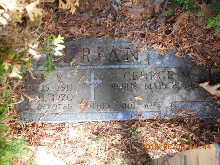 KURIAN, DAGMAR V. - Marquette County, Michigan | DAGMAR V. KURIAN - Michigan Gravestone Photos