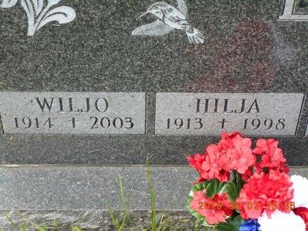 LAHDE, WILJO - Marquette County, Michigan | WILJO LAHDE - Michigan Gravestone Photos