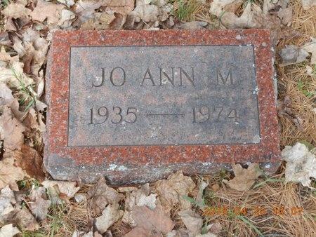 LAMERE, JO ANN M. - Marquette County, Michigan | JO ANN M. LAMERE - Michigan Gravestone Photos