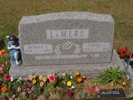 LAMERE, ROBERT J. - Marquette County, Michigan | ROBERT J. LAMERE - Michigan Gravestone Photos