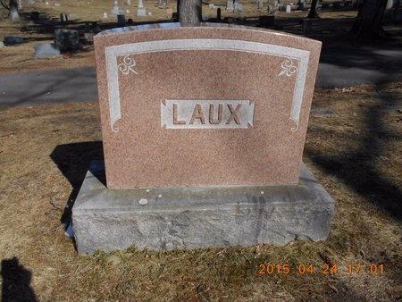 LAUX, FAMILY - Marquette County, Michigan | FAMILY LAUX - Michigan Gravestone Photos
