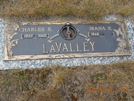 LAVALLEY, DIANA R. - Marquette County, Michigan | DIANA R. LAVALLEY - Michigan Gravestone Photos