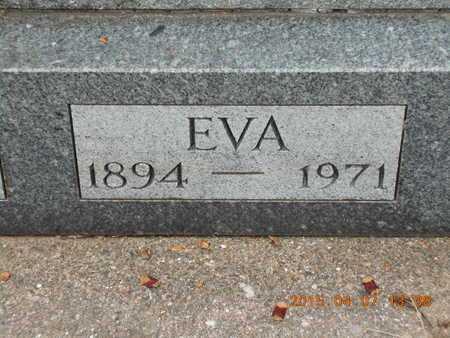 LAVALLEY, EVA - Marquette County, Michigan   EVA LAVALLEY - Michigan Gravestone Photos