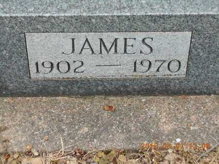LAVALLEY, JAMES - Marquette County, Michigan | JAMES LAVALLEY - Michigan Gravestone Photos