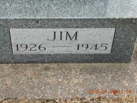 LAVALLEY, JIM - Marquette County, Michigan | JIM LAVALLEY - Michigan Gravestone Photos
