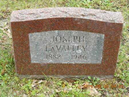 LAVALLEY, JOSEPH - Marquette County, Michigan | JOSEPH LAVALLEY - Michigan Gravestone Photos