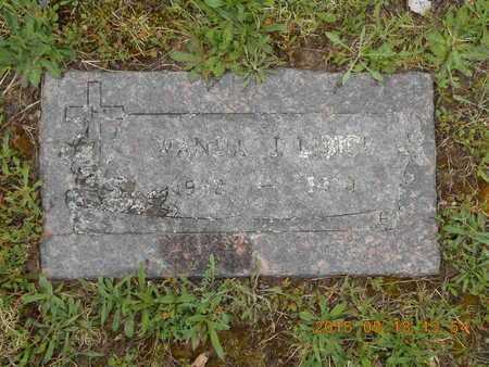 LIBICK, WANDA J. - Marquette County, Michigan   WANDA J. LIBICK - Michigan Gravestone Photos