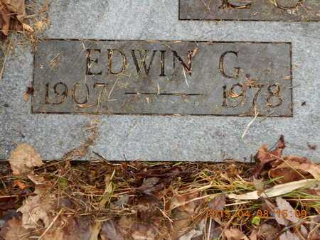 LOUCKS, EDWIN G. - Marquette County, Michigan   EDWIN G. LOUCKS - Michigan Gravestone Photos