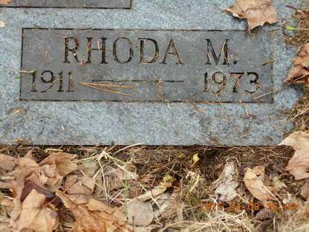 LOUCKS, RHODA M. - Marquette County, Michigan | RHODA M. LOUCKS - Michigan Gravestone Photos