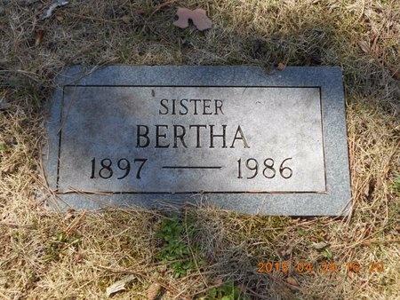 LOWENSTEIN, BERTHA - Marquette County, Michigan   BERTHA LOWENSTEIN - Michigan Gravestone Photos