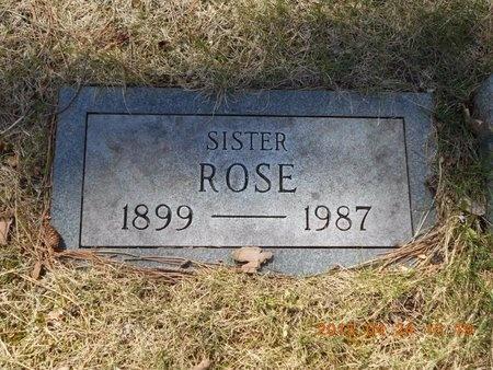 LOWENSTEIN, ROSE - Marquette County, Michigan   ROSE LOWENSTEIN - Michigan Gravestone Photos