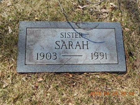 LOWENSTEIN, SARAH - Marquette County, Michigan   SARAH LOWENSTEIN - Michigan Gravestone Photos