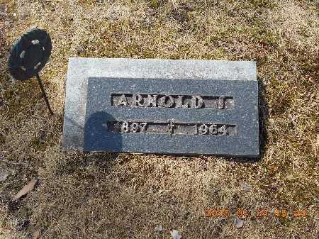 LUTEY, ARNOLD J. - Marquette County, Michigan | ARNOLD J. LUTEY - Michigan Gravestone Photos