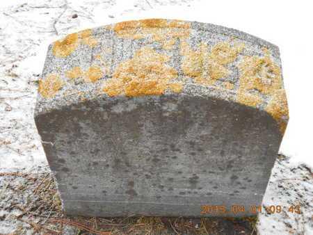 MACHTS, AUGUST - Marquette County, Michigan   AUGUST MACHTS - Michigan Gravestone Photos