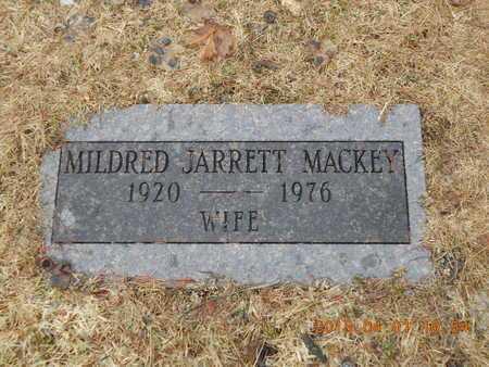 MACKEY, MILDRED - Marquette County, Michigan | MILDRED MACKEY - Michigan Gravestone Photos