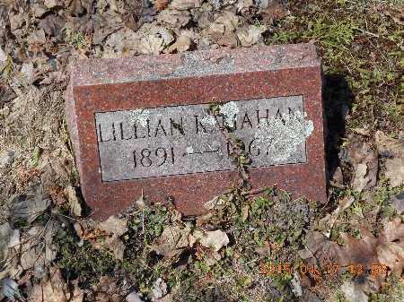 MAHAN, LILLIAN K. - Marquette County, Michigan   LILLIAN K. MAHAN - Michigan Gravestone Photos