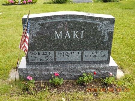 MAKI, JOHN C. - Marquette County, Michigan | JOHN C. MAKI - Michigan Gravestone Photos