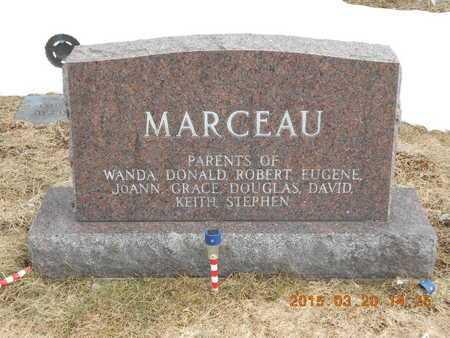 MARCEAU, FAMILY - Marquette County, Michigan | FAMILY MARCEAU - Michigan Gravestone Photos