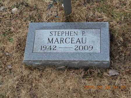 MARCEAU, STEPHEN P. - Marquette County, Michigan | STEPHEN P. MARCEAU - Michigan Gravestone Photos