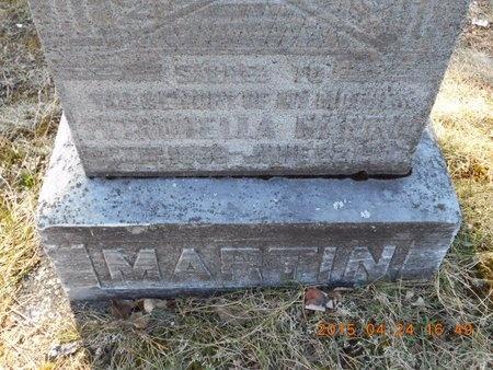 MARTIN, PETRONELLA - Marquette County, Michigan   PETRONELLA MARTIN - Michigan Gravestone Photos