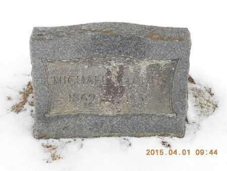 MAUNUS, MICHAEL - Marquette County, Michigan   MICHAEL MAUNUS - Michigan Gravestone Photos
