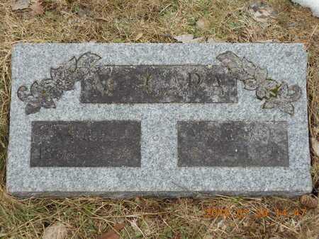 MCCARA, FAMILY - Marquette County, Michigan | FAMILY MCCARA - Michigan Gravestone Photos