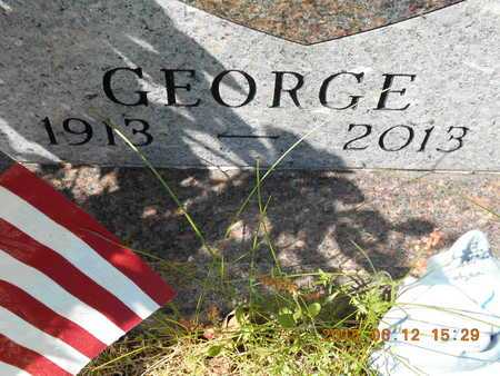 MCGRATH, GEORGE - Marquette County, Michigan | GEORGE MCGRATH - Michigan Gravestone Photos