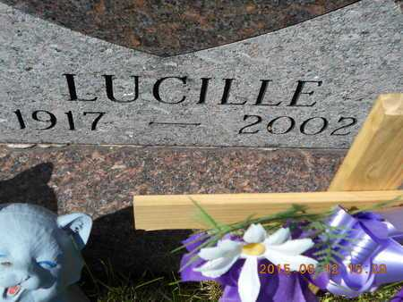 MCGRATH, LUCILLE - Marquette County, Michigan | LUCILLE MCGRATH - Michigan Gravestone Photos