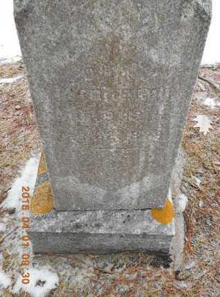 MCGREGOR, JOHN - Marquette County, Michigan   JOHN MCGREGOR - Michigan Gravestone Photos