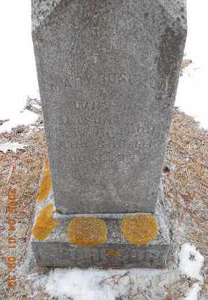 MCGREGOR, MARY ROSELLA - Marquette County, Michigan | MARY ROSELLA MCGREGOR - Michigan Gravestone Photos