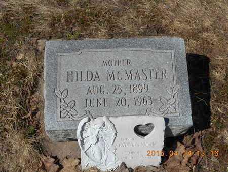 MCMASTER, HILDA - Marquette County, Michigan | HILDA MCMASTER - Michigan Gravestone Photos