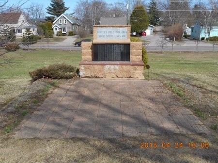 MEMORIAL, POTTERS FIELD - Marquette County, Michigan | POTTERS FIELD MEMORIAL - Michigan Gravestone Photos