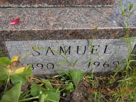 MICHELSON, SAMUEL - Marquette County, Michigan   SAMUEL MICHELSON - Michigan Gravestone Photos