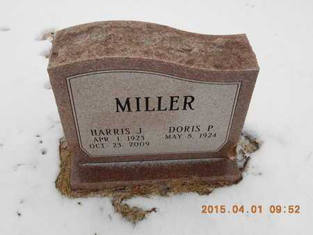 MILLER, DORIS P. - Marquette County, Michigan | DORIS P. MILLER - Michigan Gravestone Photos