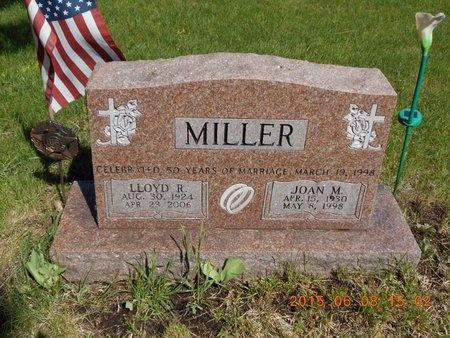 MILLER, JOAN M. - Marquette County, Michigan | JOAN M. MILLER - Michigan Gravestone Photos