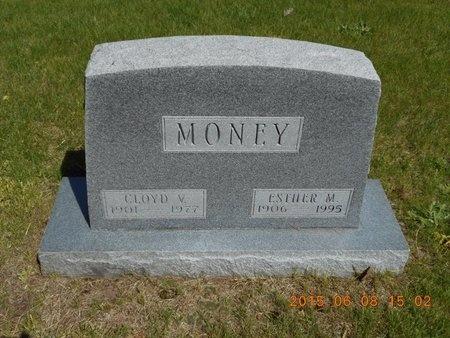 MONEY, CLOYD V. - Marquette County, Michigan | CLOYD V. MONEY - Michigan Gravestone Photos